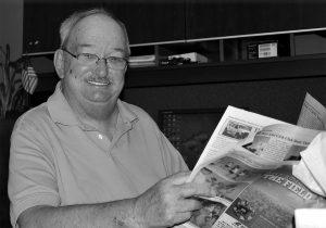 Steve Larson - Holtville Tribune Owner