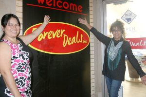 Forever Deals in El Centro CA preps for Black Friday