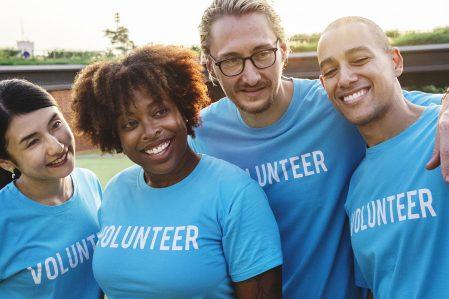 Nonprofit Volunteers