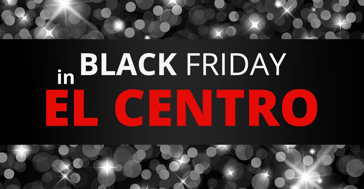 Black Friday in El Centro