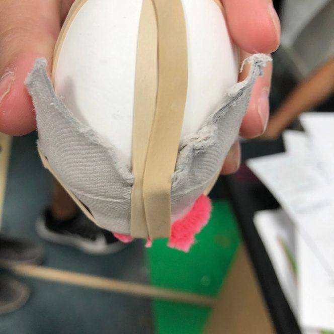 Holtville High Egg Drop