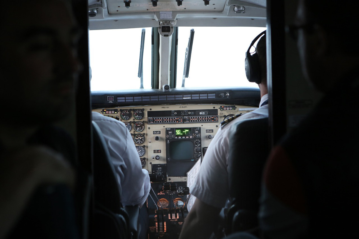 Plane Crash Story - Holtville Men