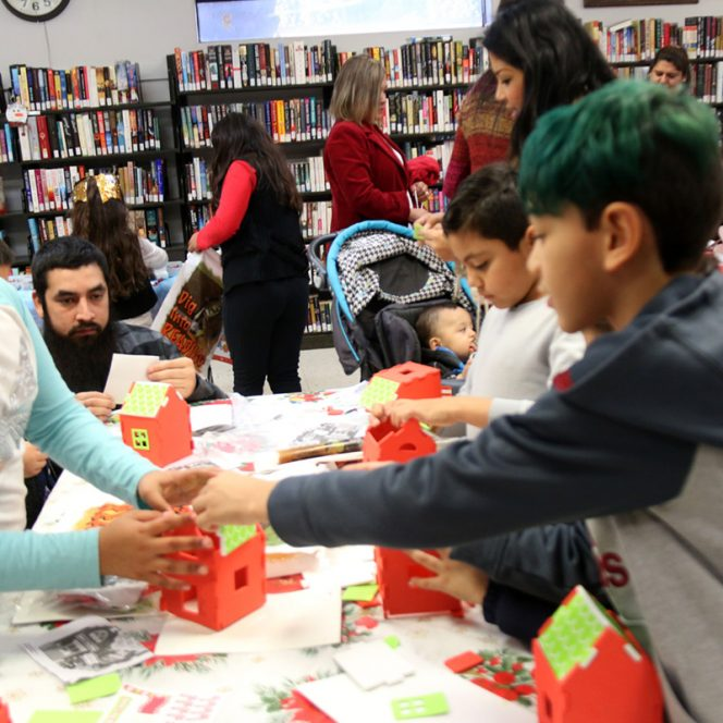 Holtville Library Helps Kids Create Their Own Christmas