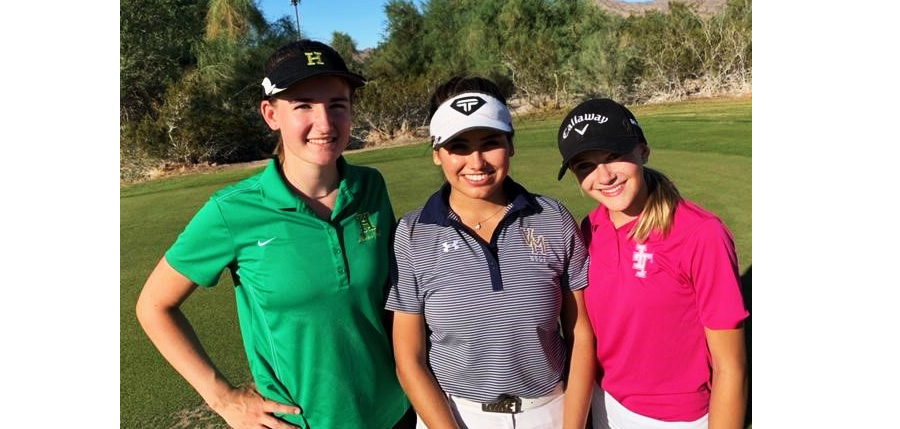 Rachel Chambers, Vikings Golf