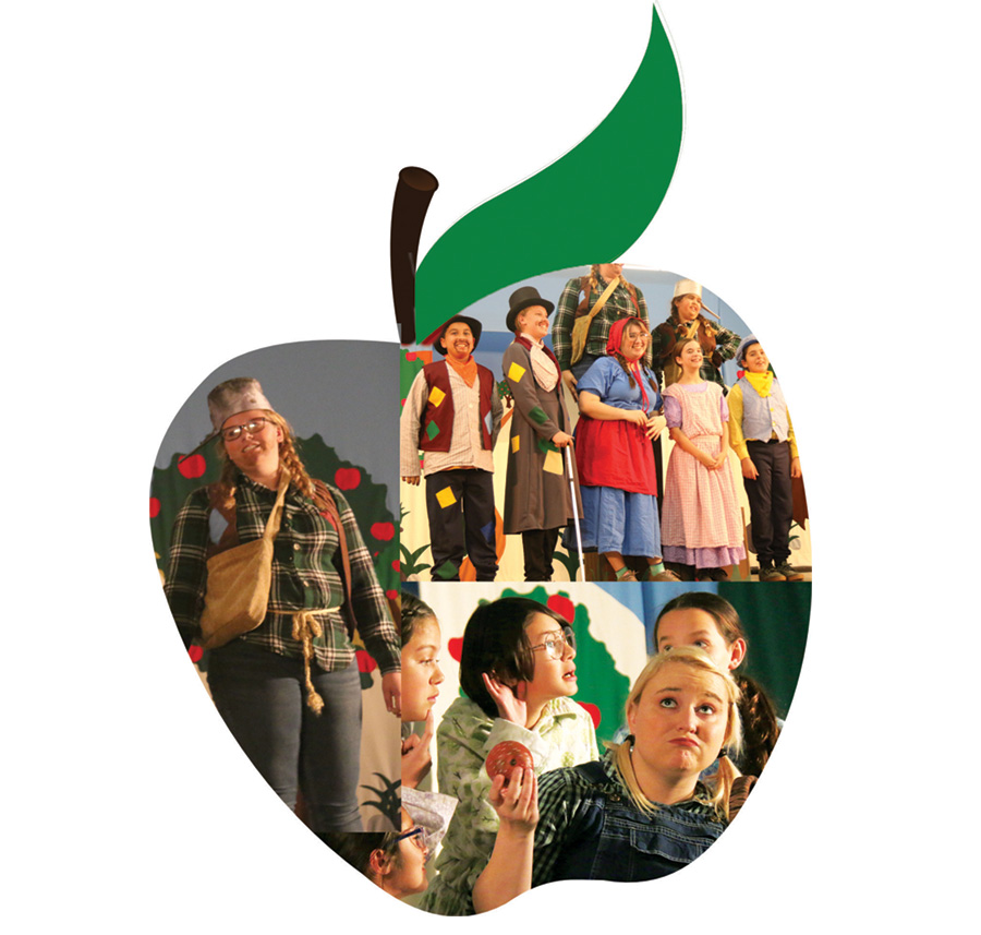 Johnny Appleseed the play