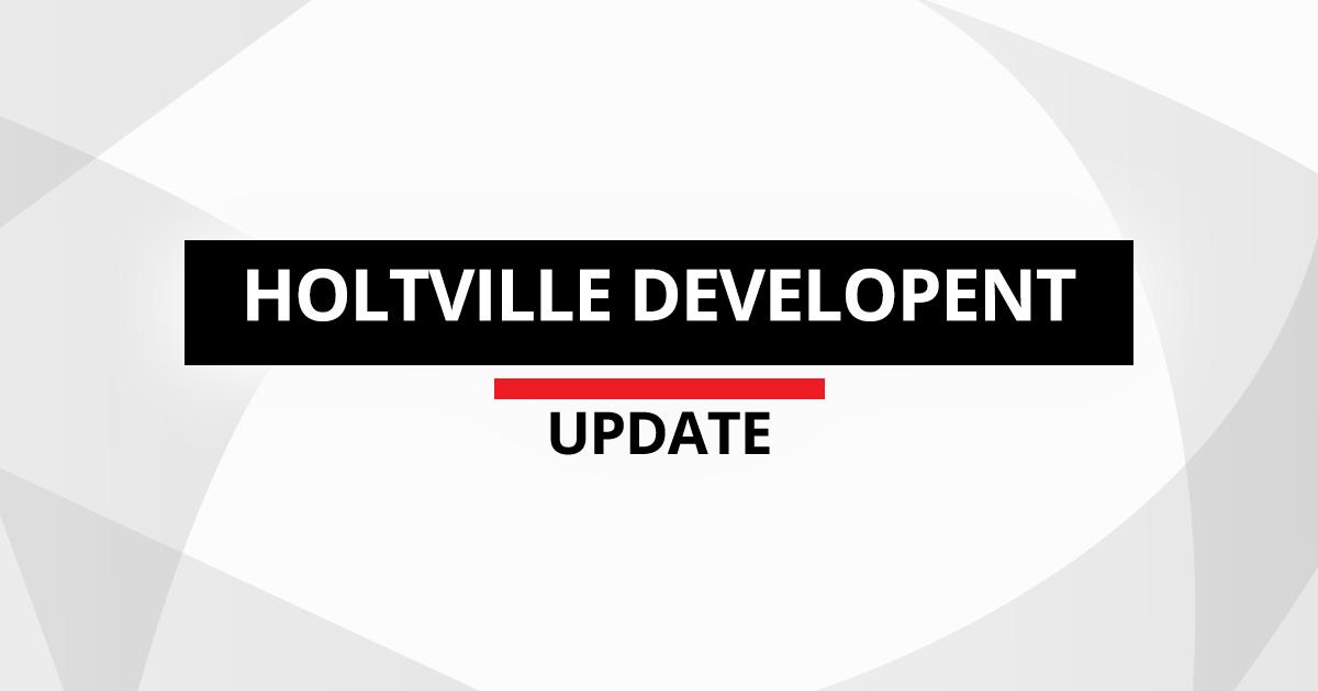 Holtville Development Update