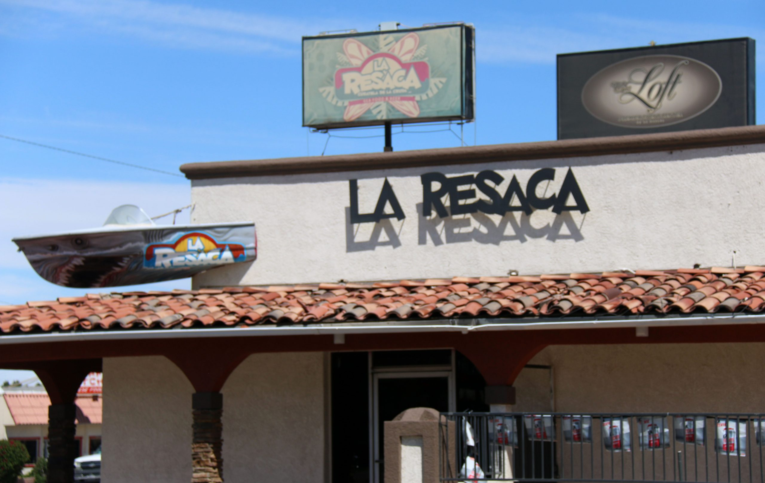 El Centro OKs Loan for La Resaca; Masonic Temple
