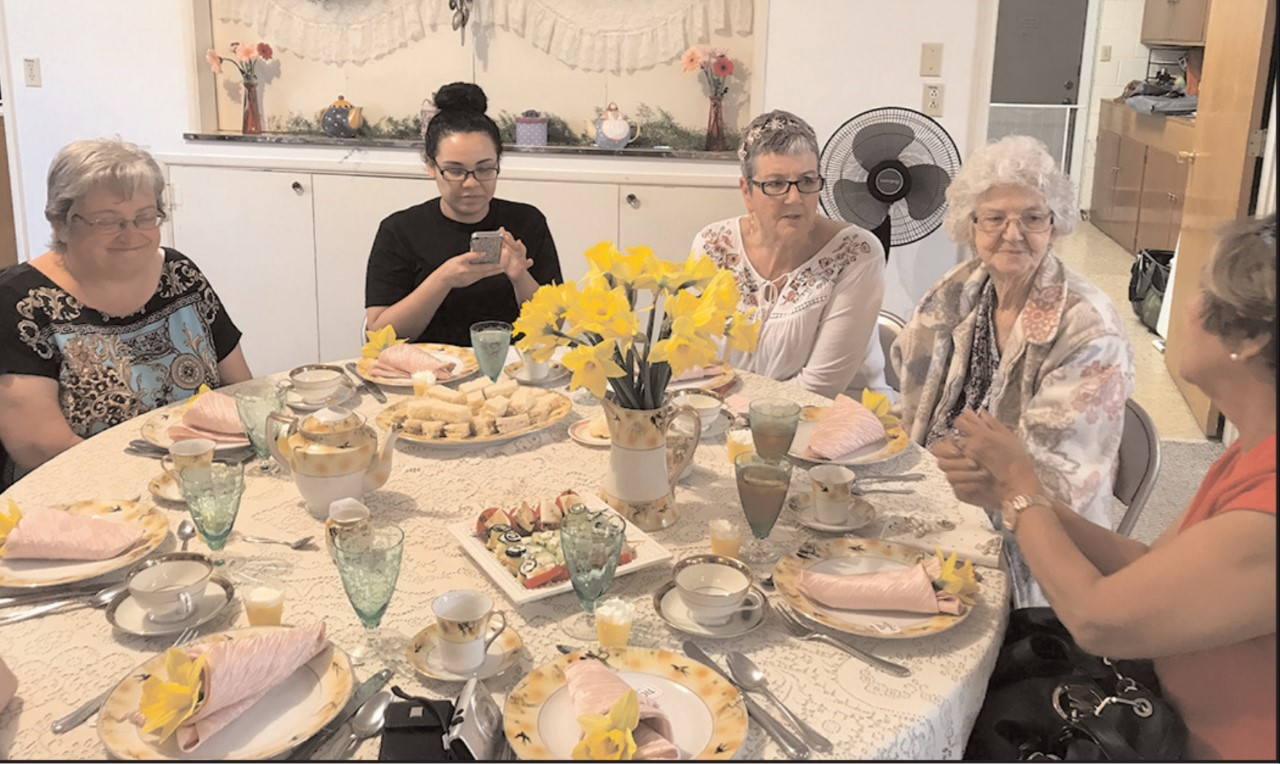 Stay-at-Home Order Affects Woman's Club of Holtville
