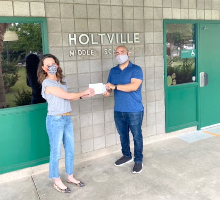 Holtville Club to 'SHiNe' Light on Community