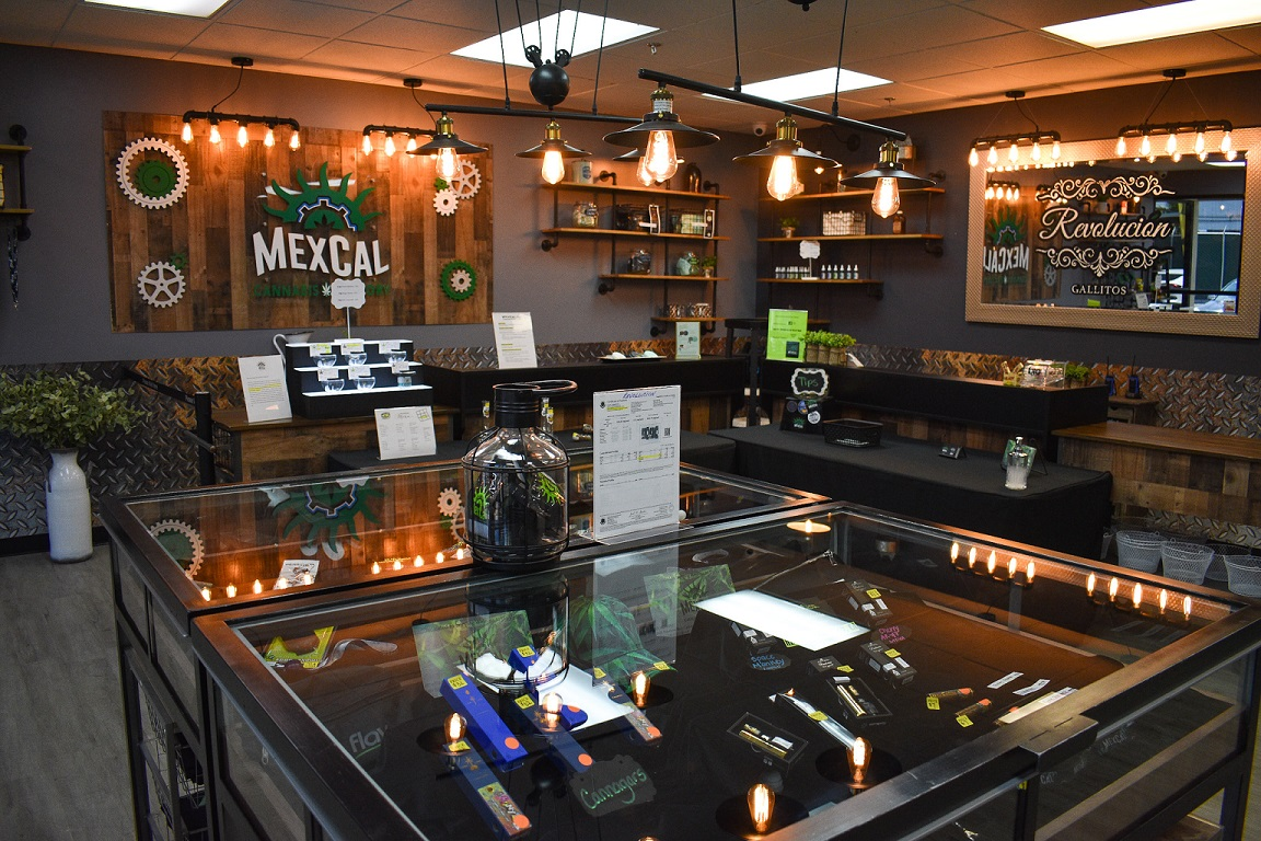 """MexCal: Calexico's """"First"""" Cannabis Shop Open"""