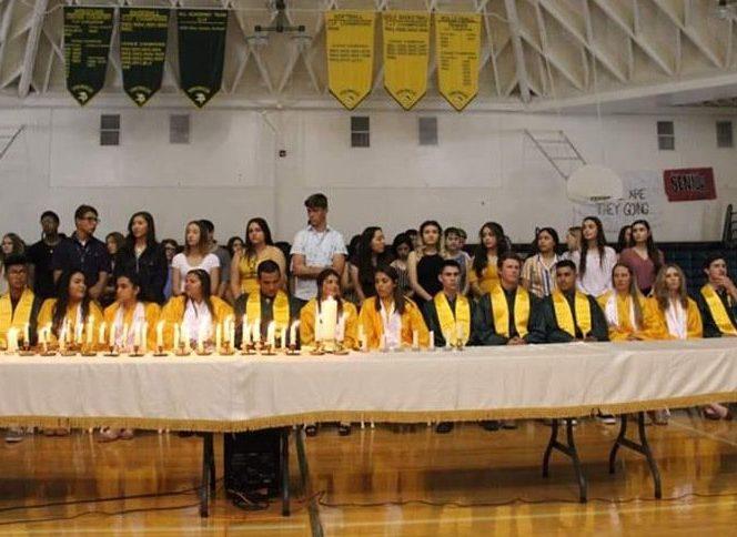 Holtville High Graduation Will Light up the Night