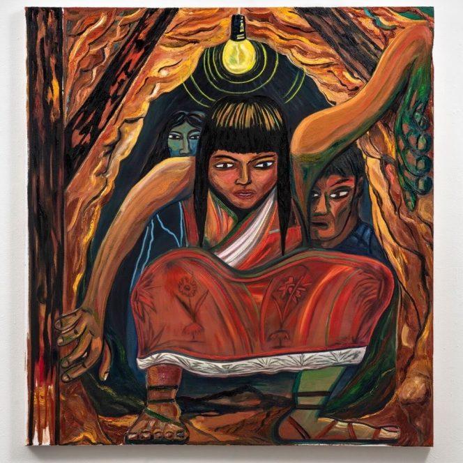 Daniel Gibson, Valley Native, Creates New Art