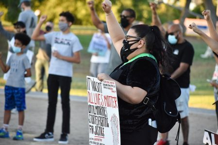 Local Police, Protestors Disagree on 'Defunding,' Agree on Some Aspects