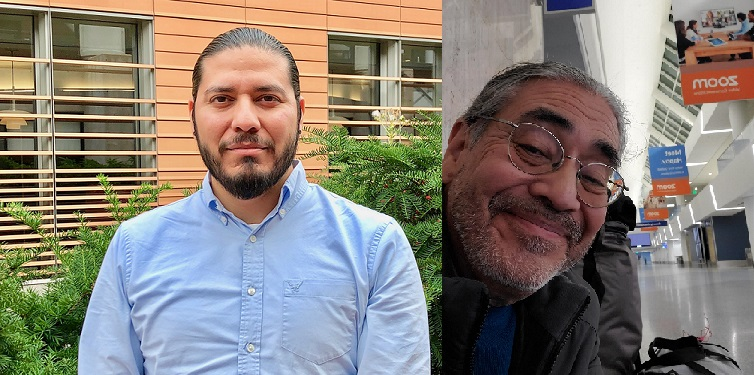 Chicano Perspective Seen Through Two Generations