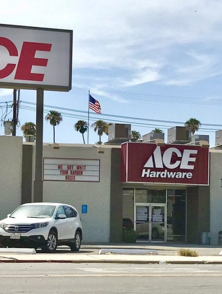 Holtville's ACE Hardware Set to Open