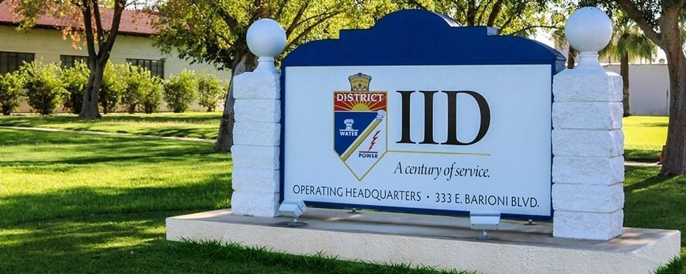 IID Directors Approve Disbanding Dive Team
