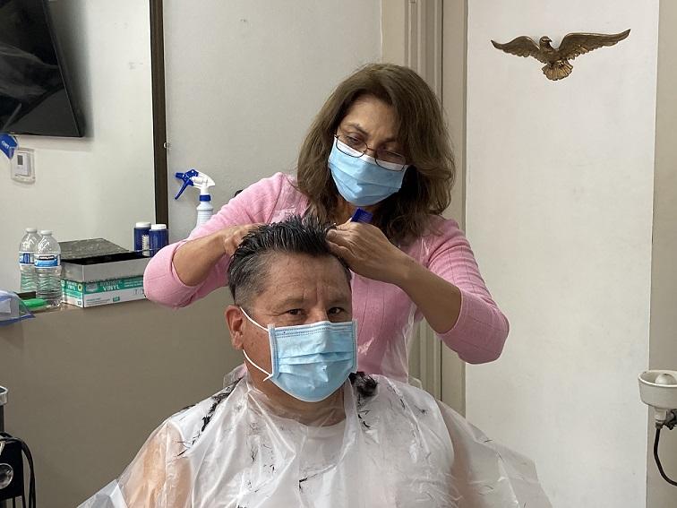 Holtville Barber Shops Slowly Fading In