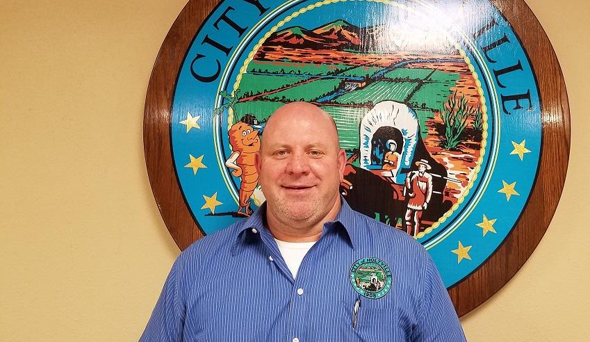 Nick Wells is Longest-serving Holtville City Manager